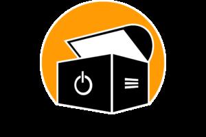 "Logo des Vereins ""Computertruhe e. V."""
