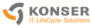 """""""KONSER IT-LifeCycle-Solutions""""-Logo"""