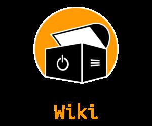 """Logo des """"Computertruhe""""-Wikis"""