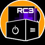 "Verschmelzung unseres ""Computertruhe""-Logos mit dem Logo des ""rC3""."