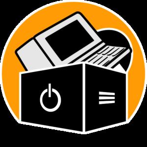"Verschmelzung unseres ""Computertruhe""-Logos mit dem Logo des ""VCFB""."