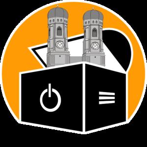 """Logo der """"Computertruhe München"""""""
